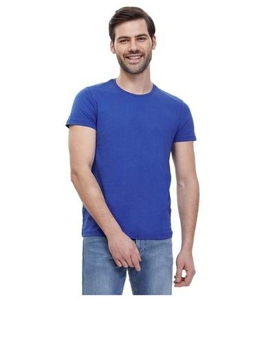Loft Loft Erkek T-Shirt 021165 LF021165018 Lacivert